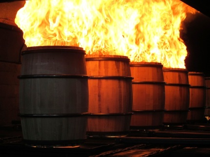 barrel fire
